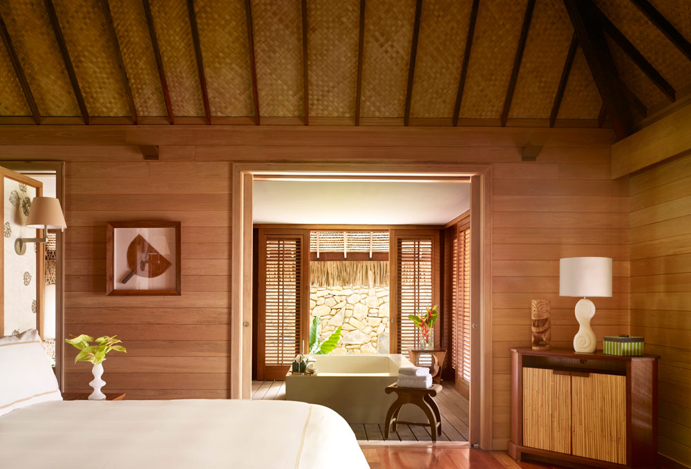 Guestroom atFour Seasons Resort Bora BoraFrench Polynesia