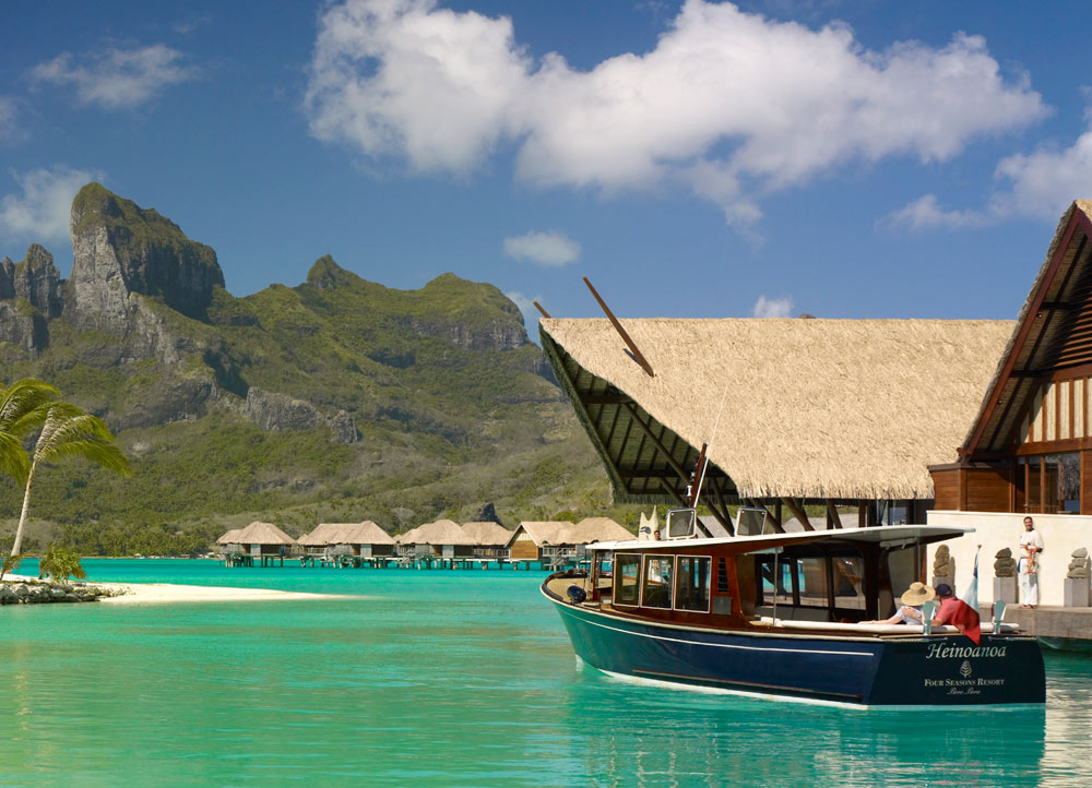 View atFour Seasons Resort Bora BoraFrench Polynesia