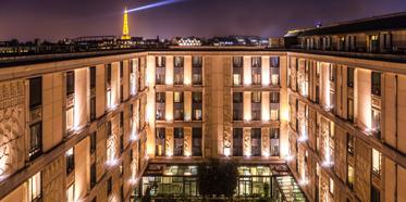 The Hotel du Collectionneur Arc de Triomphe Paris, France