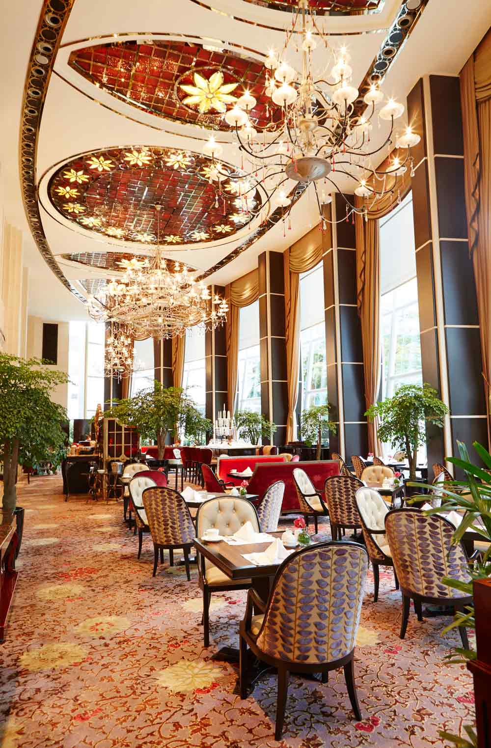 Brasserie Les SaveursA Dining Venue At The St Regis Singapore