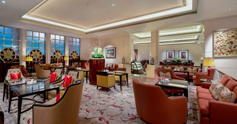The St Regis SingaporeDrawing Room