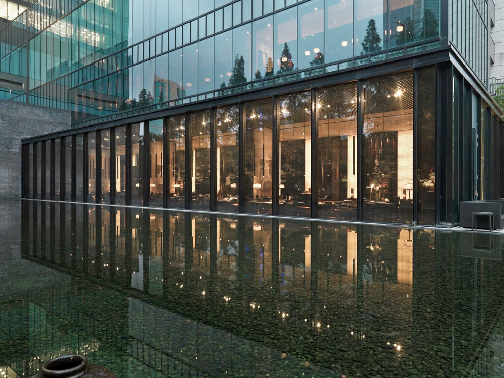 The PuLi Hotel and Spa, Shanghai, China