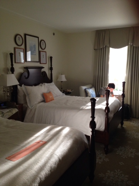 One of the Carolina Inn Guest Rooms. Image by a Five Star Alliance client.