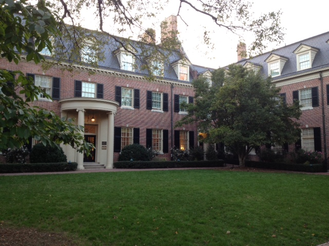 Image of the Carolina Inn exterior by a Five Star Alliance client.