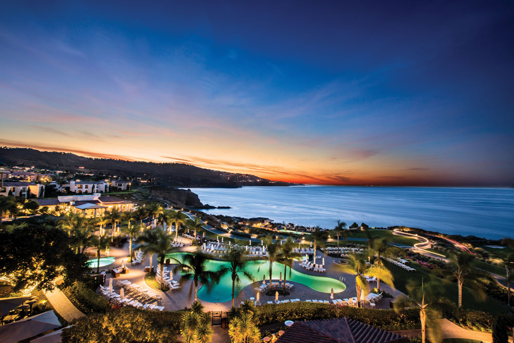 Resort Overview of Terranea ResortRancho Palos VerdesCAUnited States