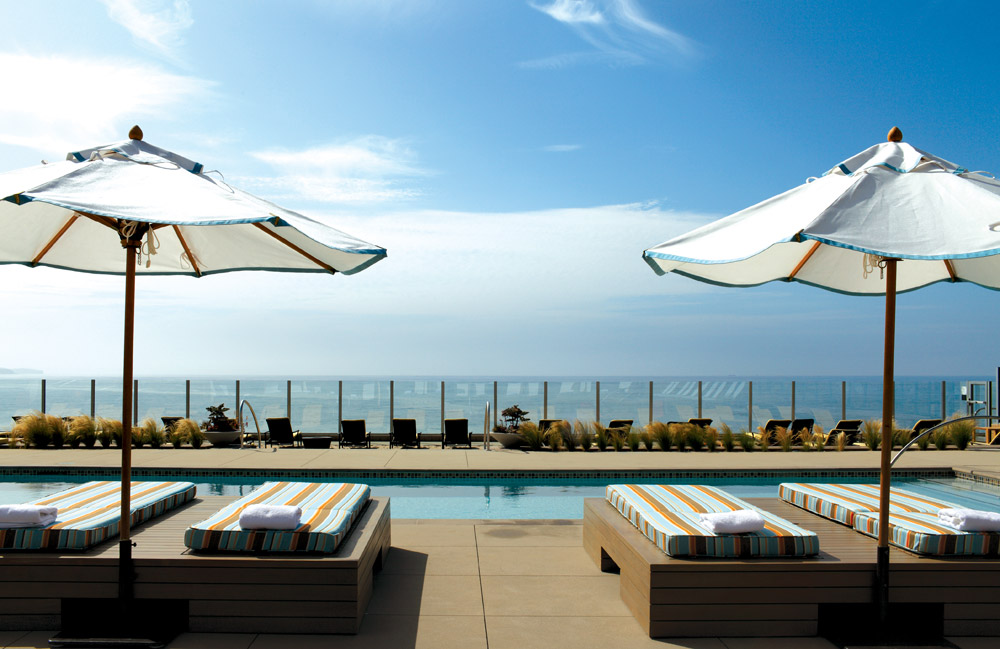 Patio Pool at Terranea ResortRancho Palos VerdesCAUnited States