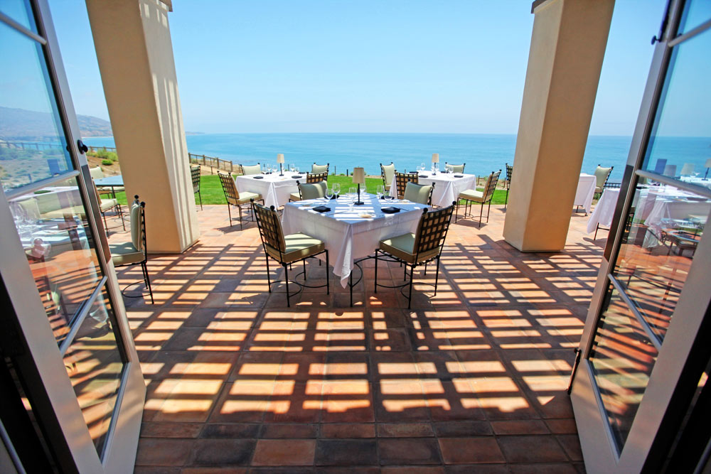 Dining at Terranea ResortRancho Palos VerdesCAUnited States