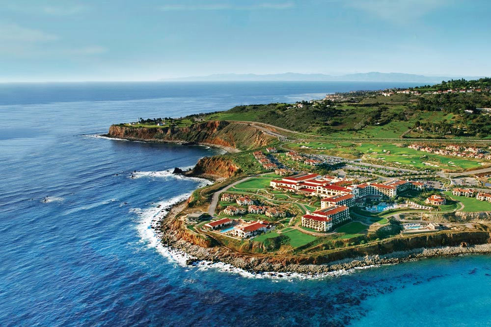 Aerial view of Terranea ResortRancho Palos VerdesCAUnited States