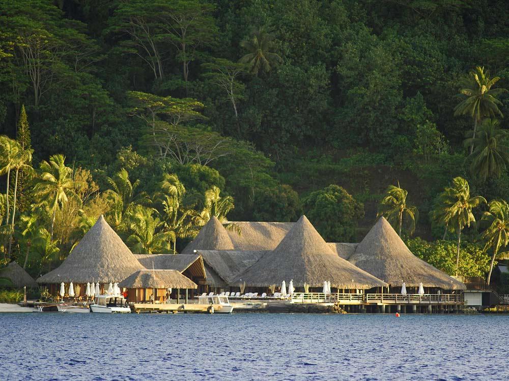 Sofitel Bora Bora MararaBora BoraFrench Polynesia