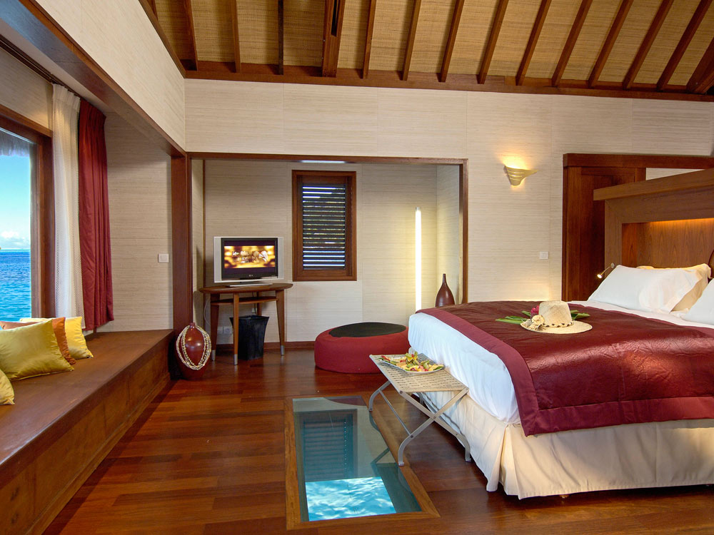 Guestroom at Sofitel Bora Bora MararaBora BoraFrench Polynesia