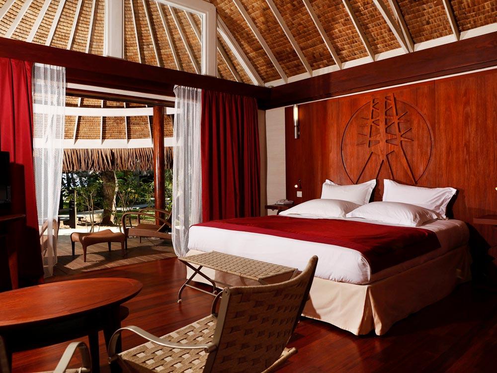 Guest Room at Sofitel Bora Bora MararaBora BoraFrench Polynesia