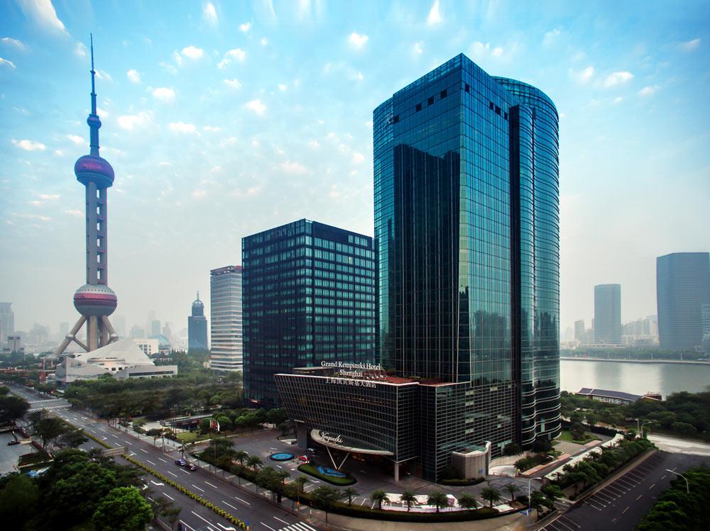 Grand Kempinski Hotel Shanghai, China