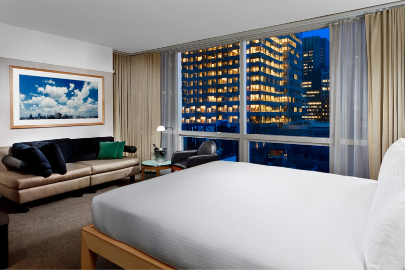 Premier King Room at The Premier New York Hotel