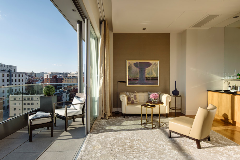 LEVEL NINE Suite at The Dupont Circle Hotel