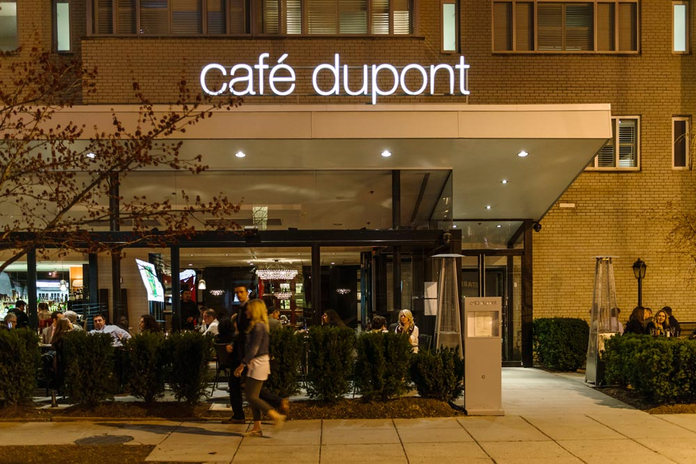 Cafe Dupont at The Dupont Circle HotelWashingtonDC