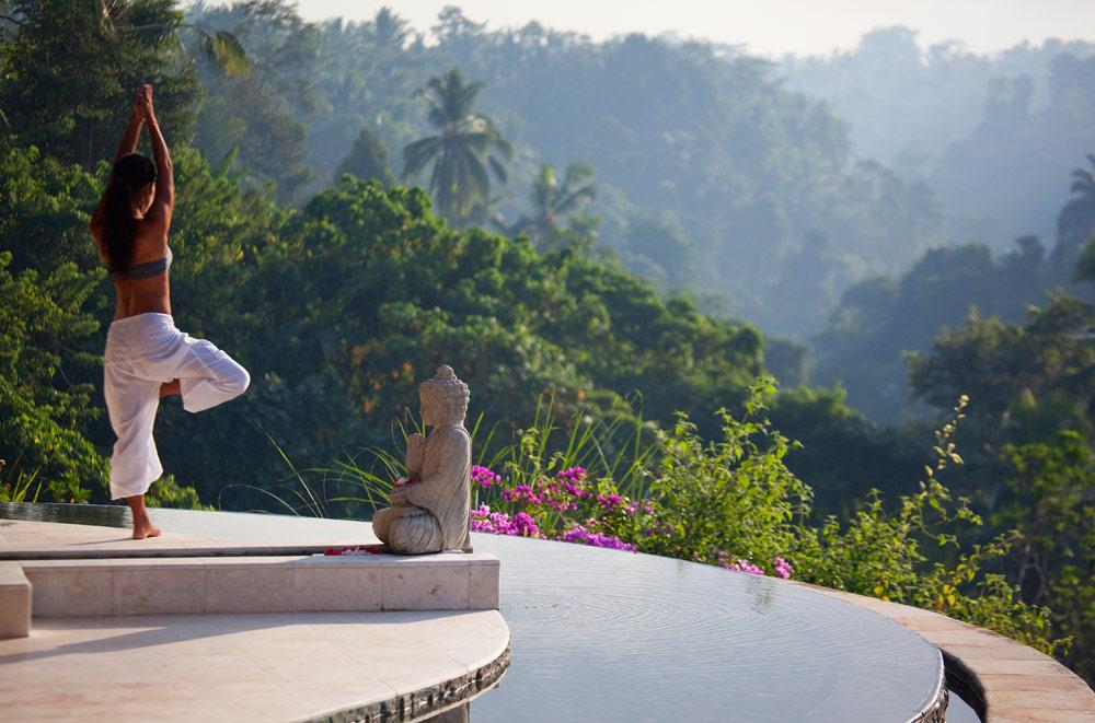 Lembah Spa at Viceroy Bali
