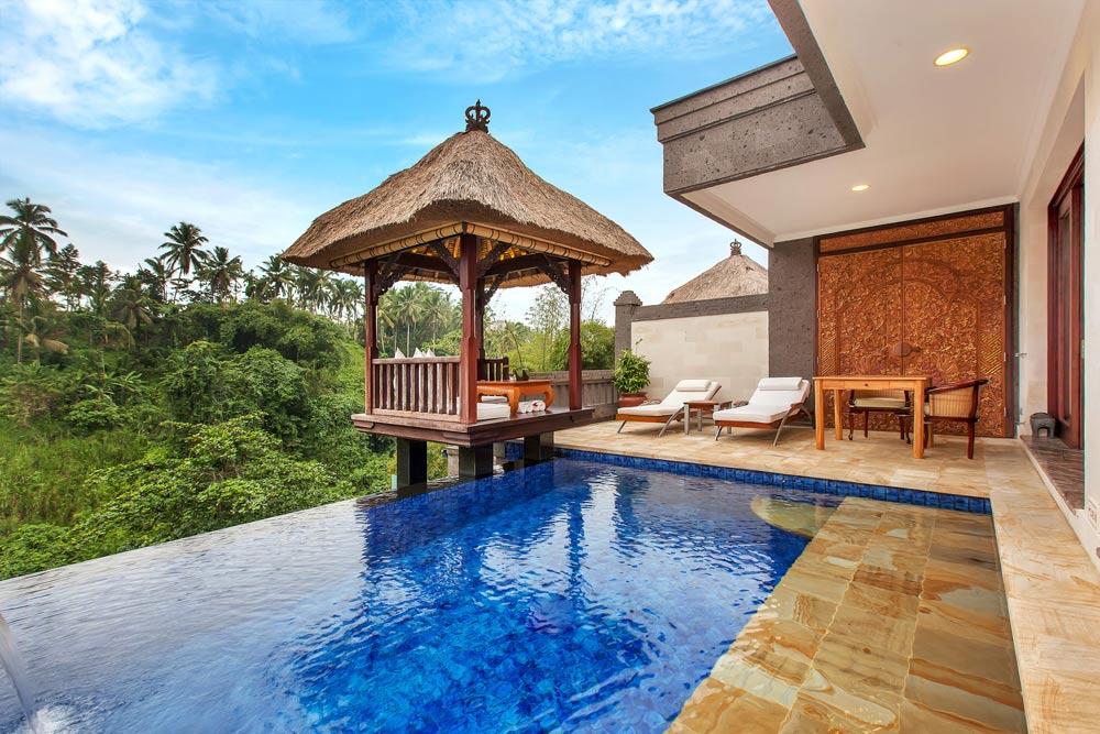 Deluxe Terrace Villa at Viceroy Bali