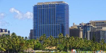 Trump International Hotel and Tower Waikiki Beach Walk