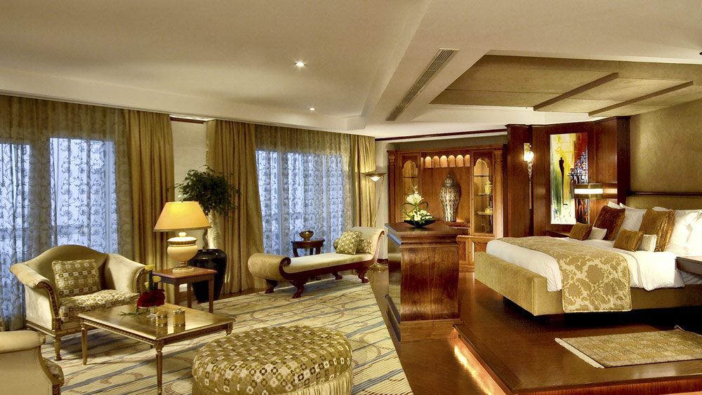 Royal Suite at Kempinski Hotel Ajman