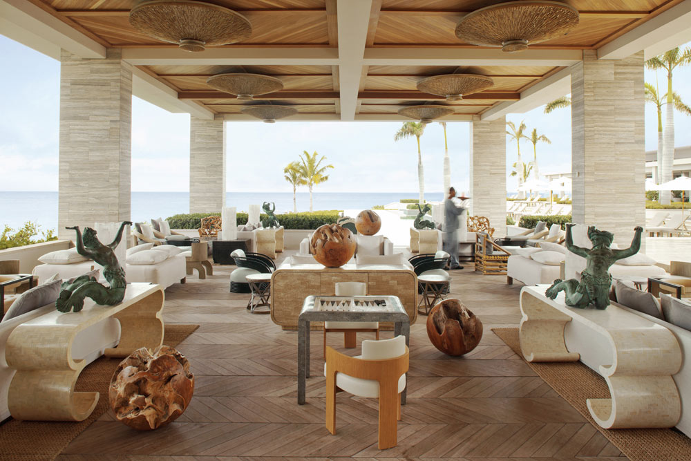 Lounge at Four Seasons Resort AnguillaBarnes BayAnguilla