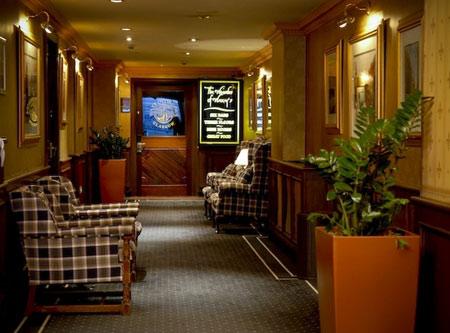 Carlton George Hotel Glasgow