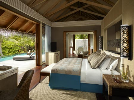 Shangri-Las Villingili Resort and Spa Maldives
