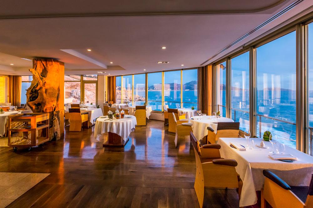 Passedat Restaurant at Le Petit Nice PassedatMarseilleFrance