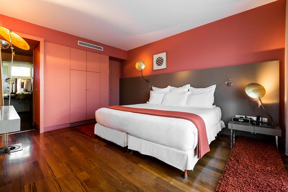 Classic Room at Le Petit Nice PassedatMarseilleFrance