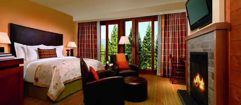 The Ritz-Carlton Lake Tahoe Guest Bedroom