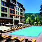 The Ritz-Carlton Lake Tahoe Resort Pool