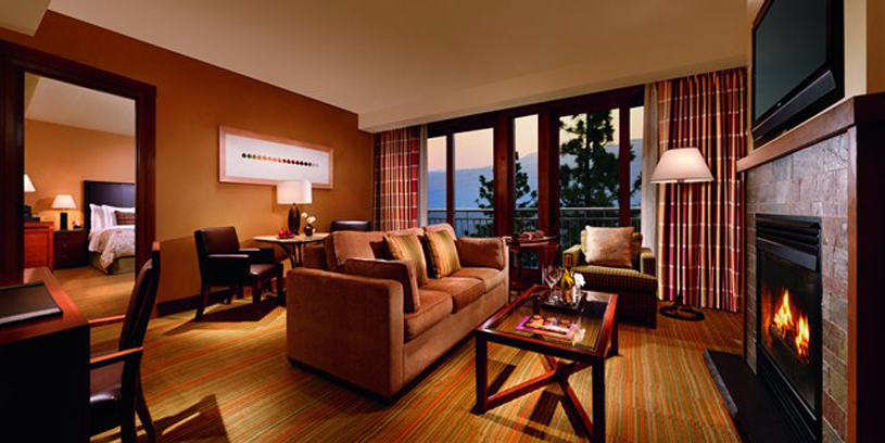 The Ritz-Carlton Lake Tahoe One Bedroom Suite