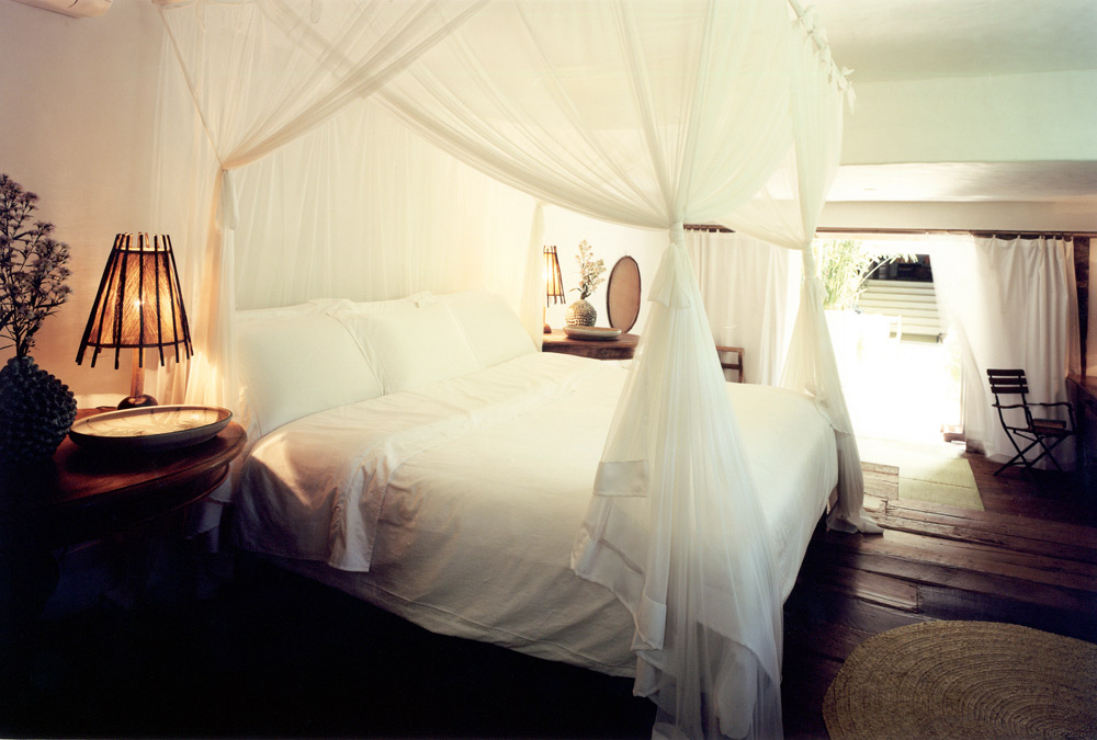 Guest Room at UXUA Casa Hotel and Resort, Trancoso, Brazil
