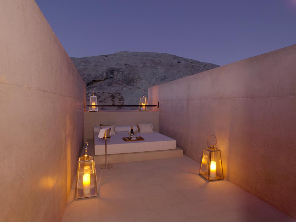 Pool Suite Sky Lounge at Amangiri in Canyon PointSouthern Utah courtesy of Amanresorts
