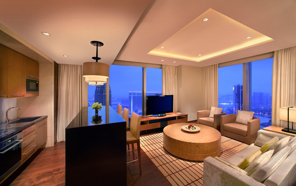 Premier Suite at Grand Hyatt Macau