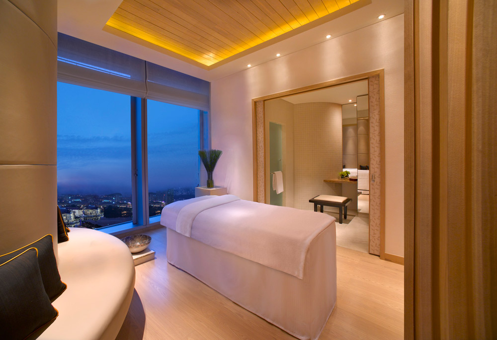 Spa Suite at Grand Hyatt Macau