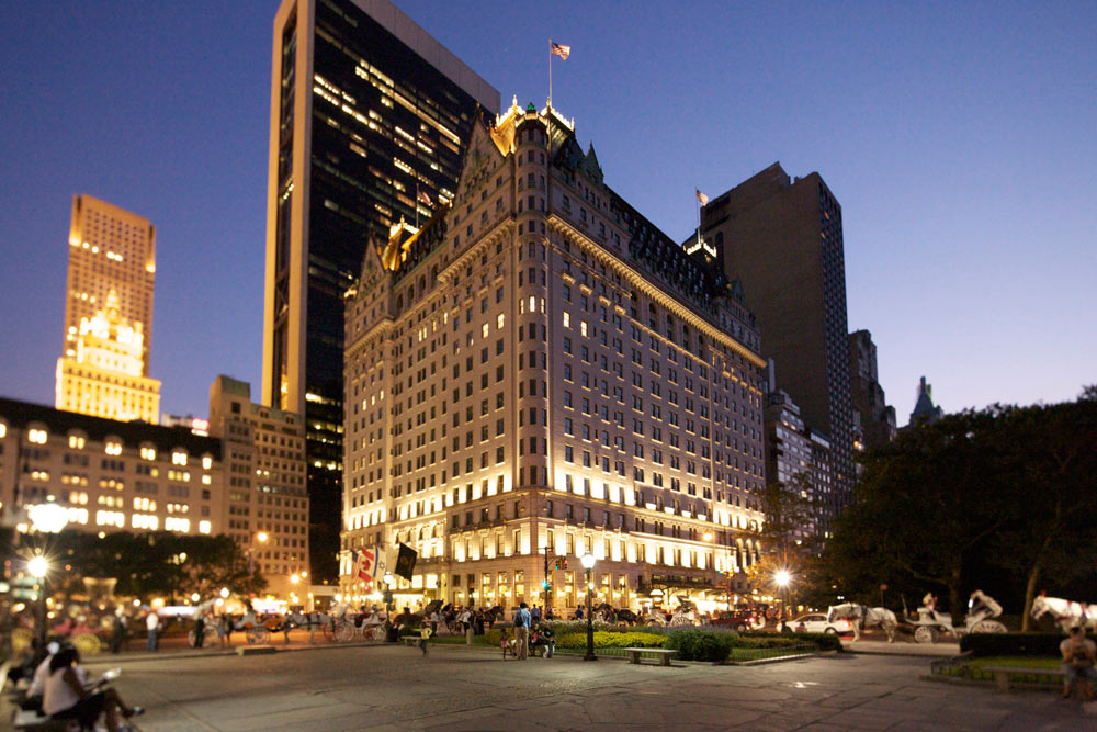The Plaza Hotel New York, New York, NY : Five Star Alliance