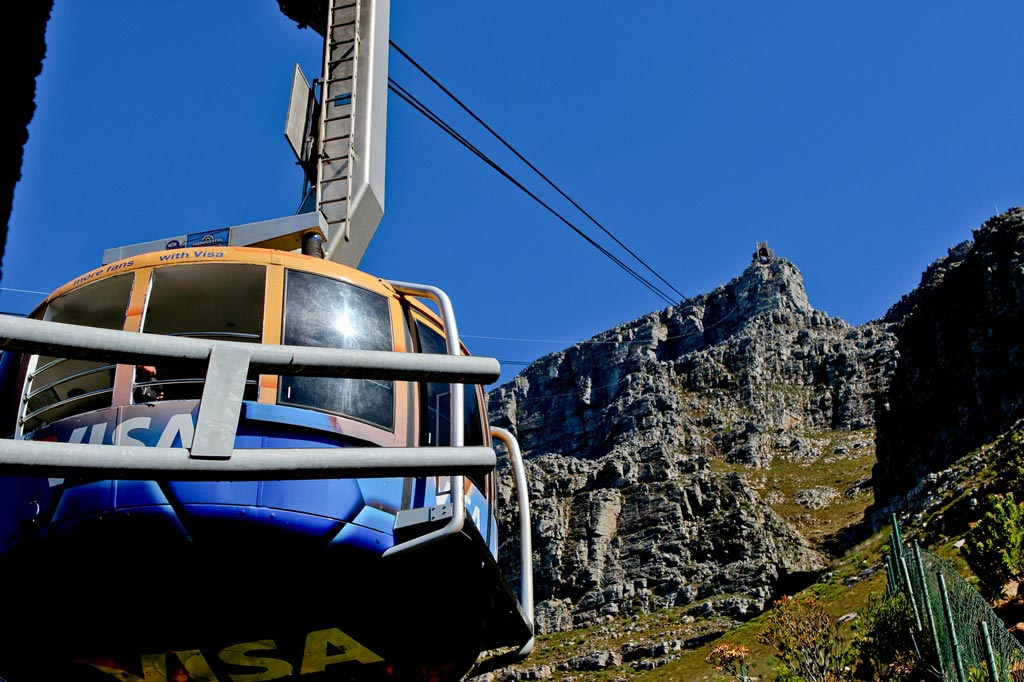 Cable Cars at Taj Cape TownCape TownSouth Africa