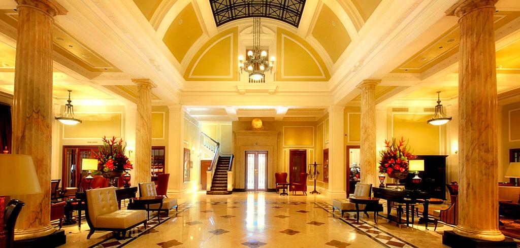 Lobby of Taj Cape TownCape TownSouth Africa
