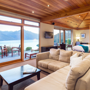 Suite Family Room at Azur LodgeQueenstown