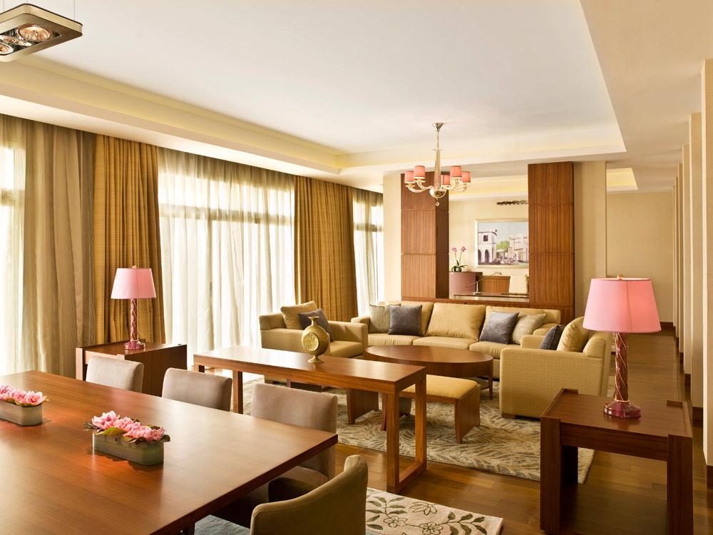 Family Room at Grand Hyatt Doha, Qatar