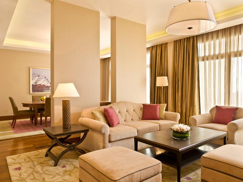 Suite Family Room at Grand Hyatt Doha, Qatar