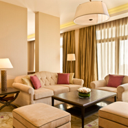 Suite Family Room at Grand Hyatt DohaQatar