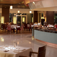 Dining at Grand Hyatt DohaQatar