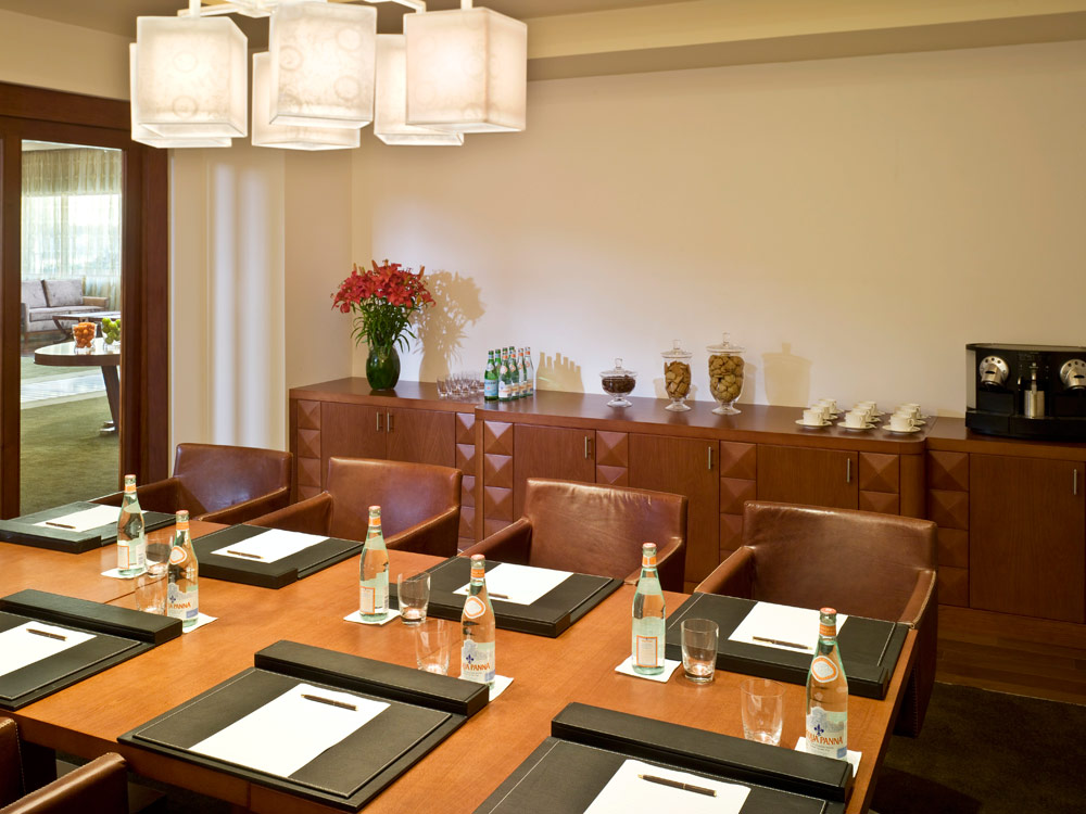 Meeting room at Grand Hyatt Doha, Qatar