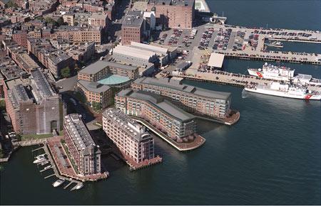 Fairmont Battery Wharf