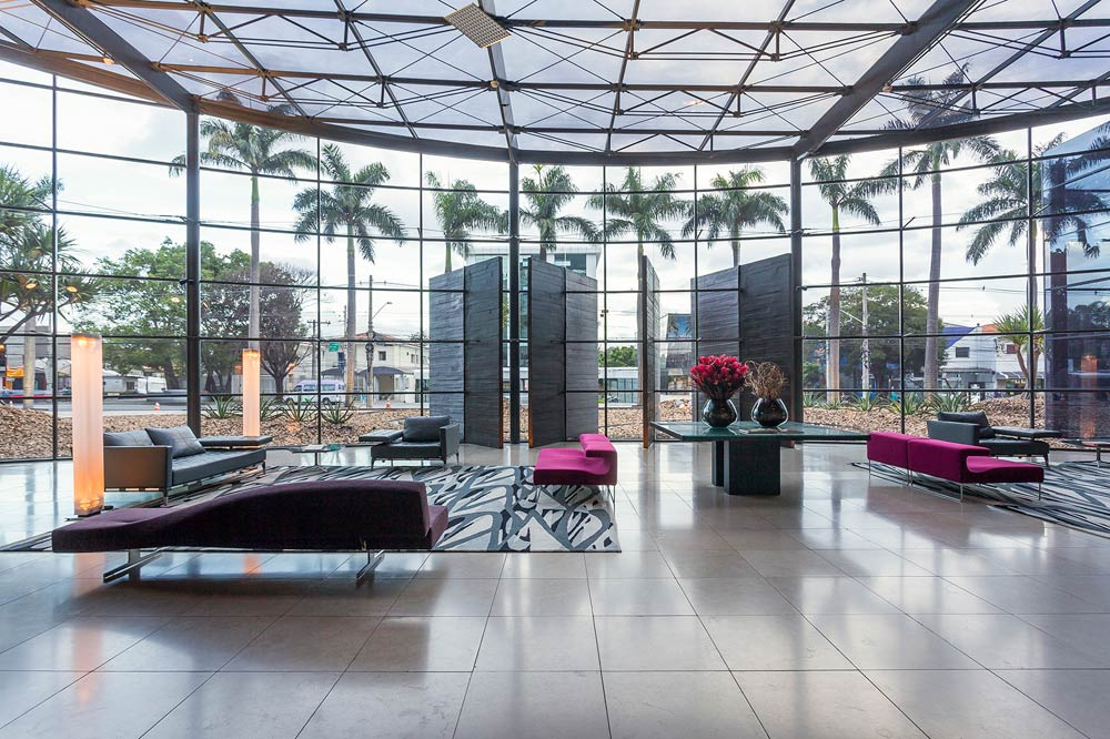 Hotel Unique Sao Paulo Lobby Brazil