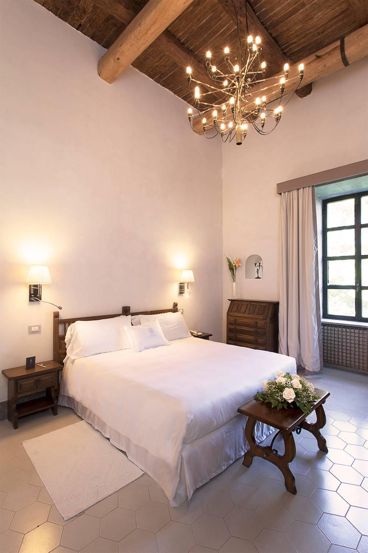 Guestroom at Grand Hotel Cocumella in SantAgnello di SorrentoItaly