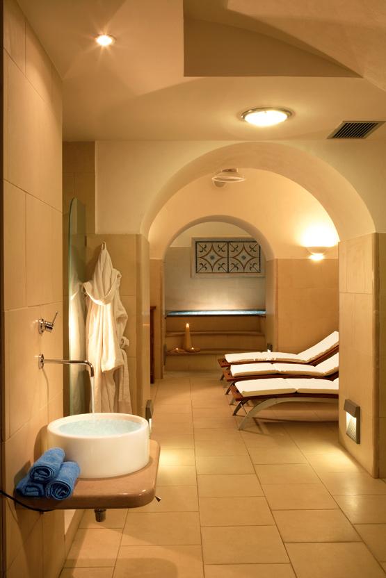 Spa at Grand Hotel Cocumella in SantAgnello di SorrentoItaly