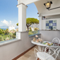 Junior Suite Terrace at Grand Hotel Cocumella in Sant'Agnello di Sorrento, Italy