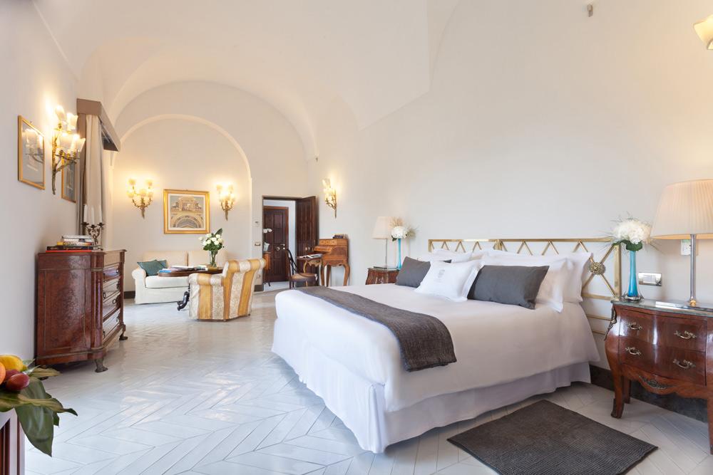 Junior Suite Sea View at Grand Hotel Cocumella in SantAgnello di SorrentoItaly